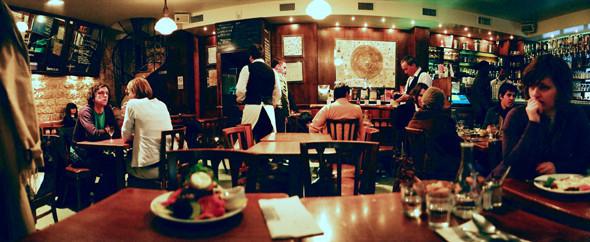 Изображение 17. Парижские кафе.. Изображение № 19.
