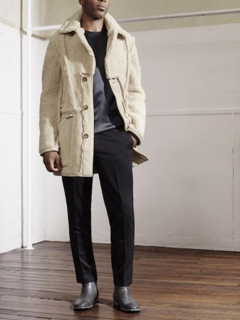 Появились новые фотографии из мужского лукбука Maison Martin Margiela для H&M. Изображение № 3.