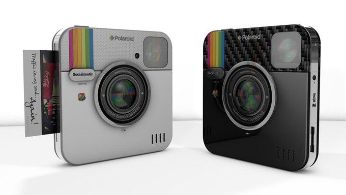 Polaroid выпустит камеру в виде лого Instagram. Изображение № 2.