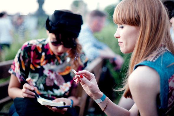 Люди на фестивале «10 молодых музыкантов»: Как это было . Изображение № 20.