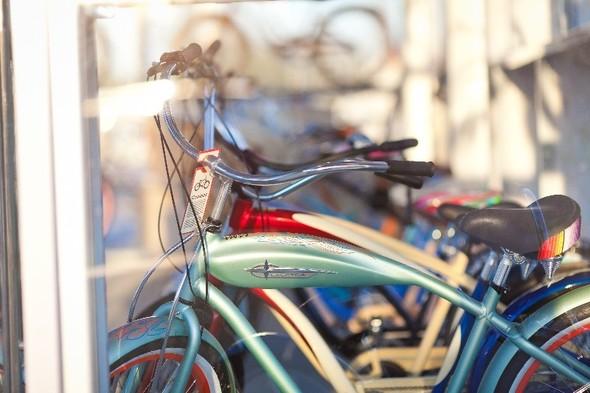 Electra Bike Hub. Изображение № 23.