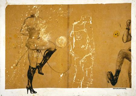 Ричард Лукас «Of Monkeys andMen». Изображение № 4.