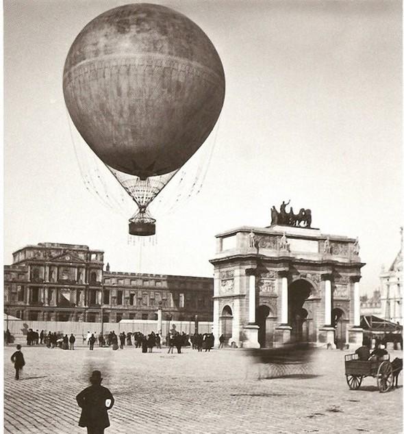 Фотографии старого Парижа. Изображение № 19.