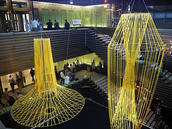 Центральный павильон Pitti Uomo. Изображение № 7.