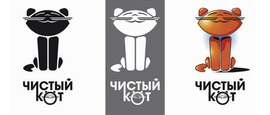 Котики в логотипах брендов. Изображение № 11.