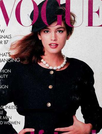 Как менялся Vogue. Изображение № 18.