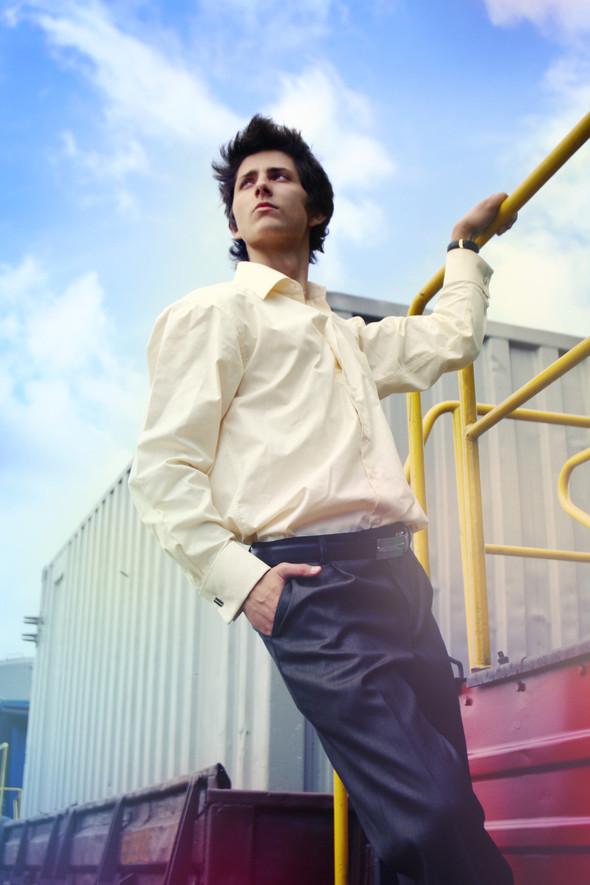 Anton Panasenko beginner model. Изображение № 1.