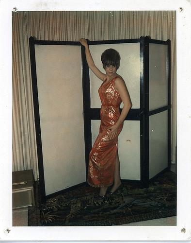 Изображение 11. Стриптиз,Polaroid и60-е годы.. Изображение № 12.