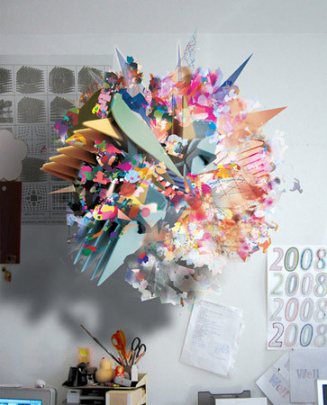 Изображение 19. 12 медиа-дизайнеров фестиваля OFFF.. Изображение № 60.