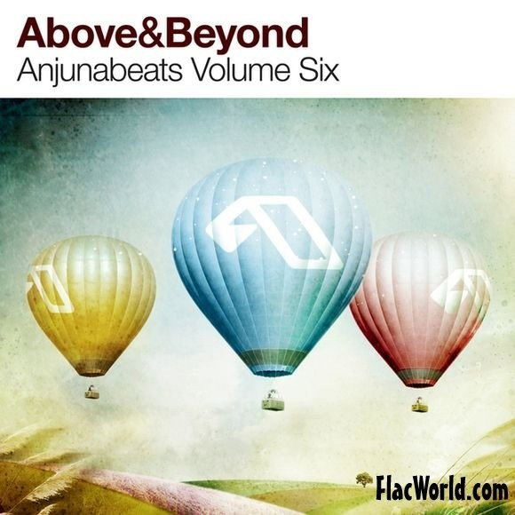 Акустический сетAbove & Beyond навоздушном шаре. Изображение № 1.