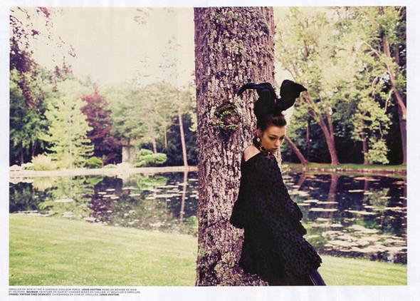 Morgane Dubled дляJalouse. Изображение № 1.