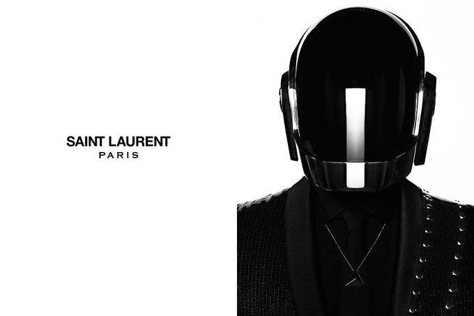 Daft Punk снялись для кампании Saint Laurent. Изображение № 2.