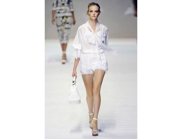 Dolce & Gabbana SS 2011 . Изображение № 103.