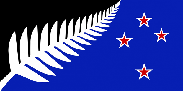 Новая Зеландия показала 40вариантов нового флага. Изображение № 24.