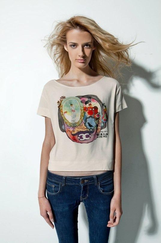 Новая коллекция футболок Bright in You. Изображение № 3.