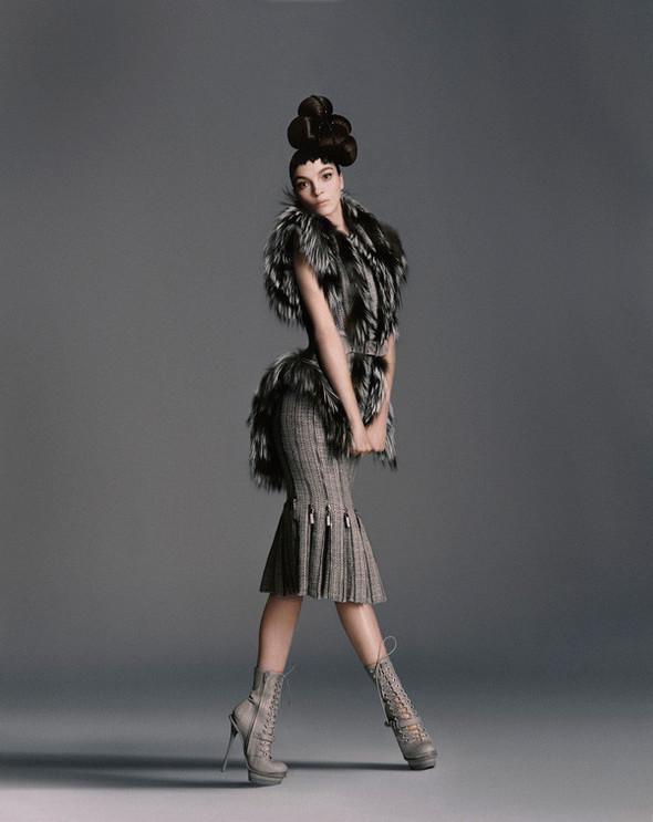 Съёмка: Мариакарла Босконо для Bergdorf Goodman. Изображение № 1.