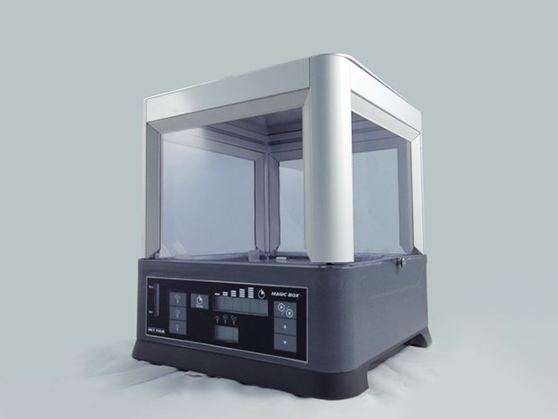 Гаджет полирует предметы из 3D-принтера до блеска. Изображение № 2.