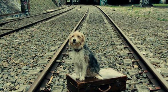 «Человек и его собака» Франсиса Юстера. Изображение № 1.