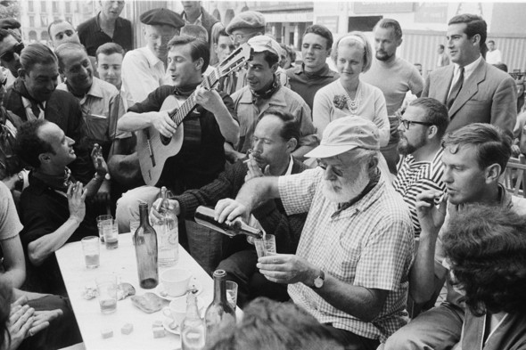 Алкогольная строка: писатели-алкоголики. Изображение № 14.