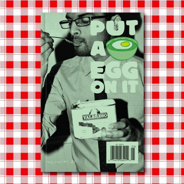 Съедобное-несъедобное: 10 журналов о еде и выпивке. Изображение № 26.
