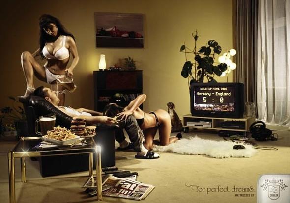 Сексизм в рекламе. Изображение № 15.