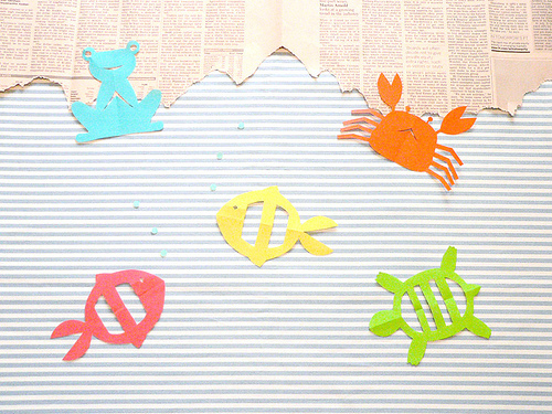 Hitomi Murakami и миркиригами. Изображение № 5.