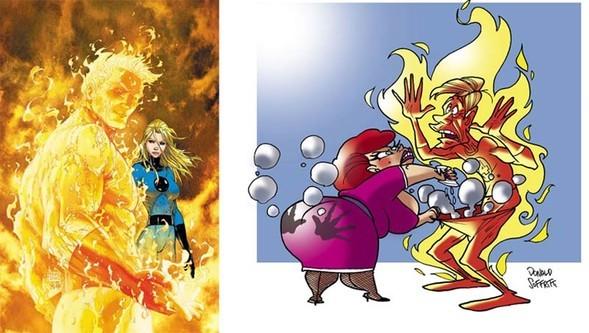 Что случается с супергероями, когда они на пенсии?. Изображение № 14.