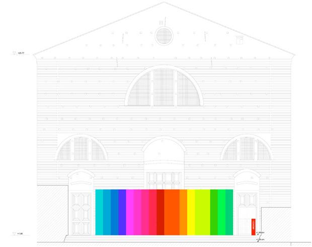 10 главных проектов Венецианской архитектурной биеннале. Изображение № 22.