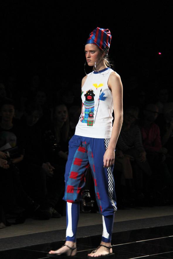 Показ KONSTANTIN GAYDAY в рамказ Volvo Fashion Week. Изображение № 2.