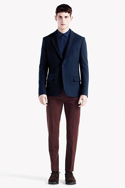 Изображение 1. Лукбук: COS FW 2011 Menswear.. Изображение № 1.