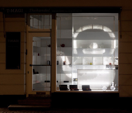 Дизайн чайного магазина отWE Architecture. Изображение № 13.