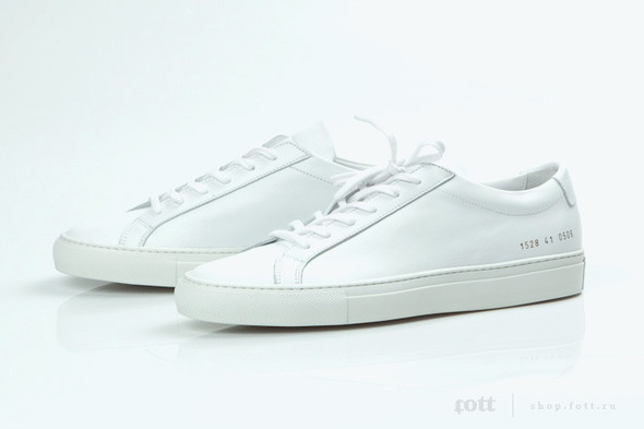 Common Projects - недешевая обувь. Изображение № 4.