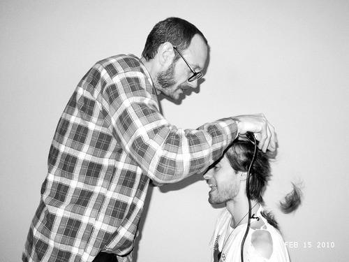 Терри Ричардсон подстриг Джареда Лето. Изображение № 2.