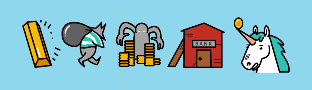 Как биткоин победит бумажные деньги. Изображение № 6.