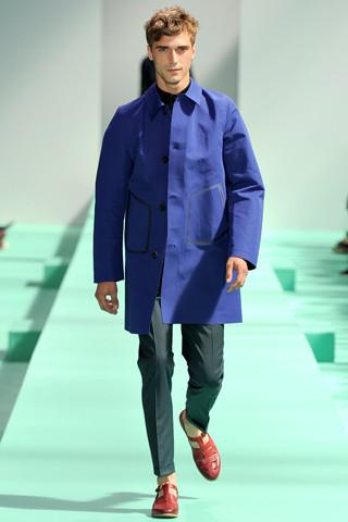 Неделя мужской моды в Париже: День 5. Изображение № 9.