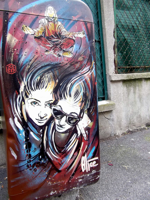 Алиса в Париже. Изображение № 30.