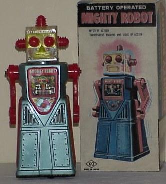 Ретро роботы. Изображение № 6.