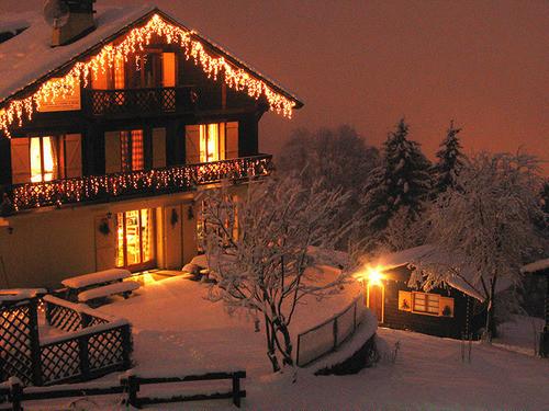 10 домов из зимней сказки. Изображение № 6.