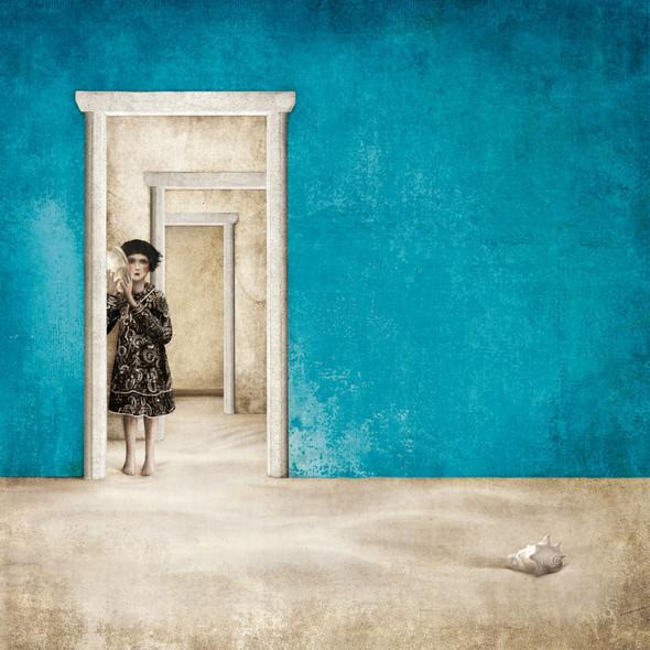 Luis Gabriel Pacheco - художник-иллюстратор. Изображение № 11.