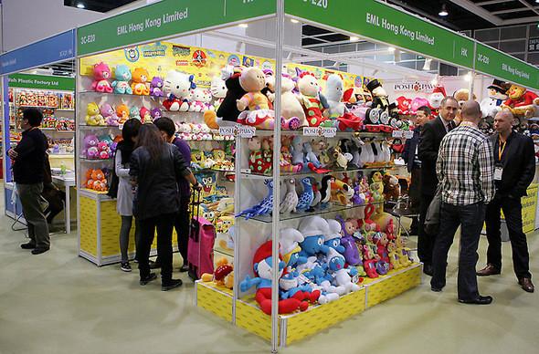 Изображение 12. Выставка-ярмарка игрушек в Гонконге.. Изображение № 12.