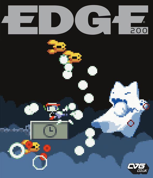 Edge: двести обложек двухсотого номера. Изображение № 10.