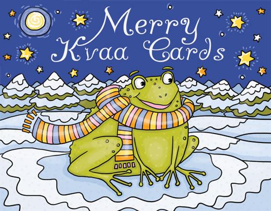 Kvaa Cards: авторские открытки иконкурсы. Изображение № 54.