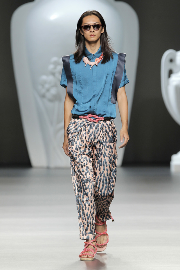Madrid Fashion Week SS 2013: ANA LOCKING . Изображение № 9.