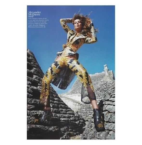 Изображение 57. Съемки: Harper's Bazaar, Industrie, Vogue и другие.. Изображение № 104.