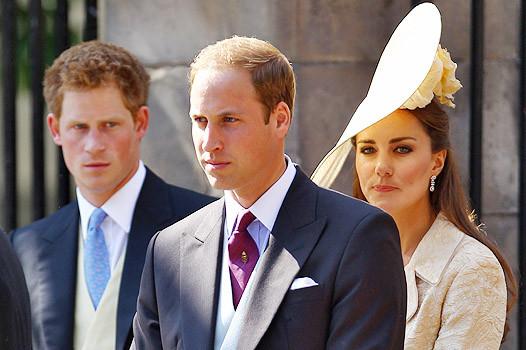 Принц Гарри будет жить с Кэтрин и Уильямом. Изображение № 1.