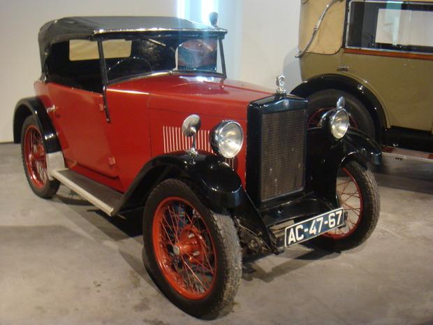 Испанский музей ретро-автомобилей. Изображение № 6.