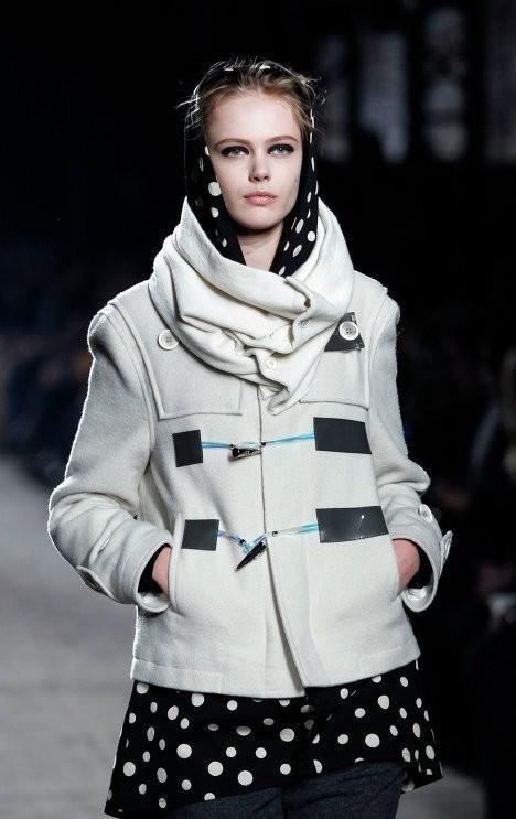 Изображение 19. Неделя Моды в Нью-Йорке. New York Fashion Week.. Изображение № 19.