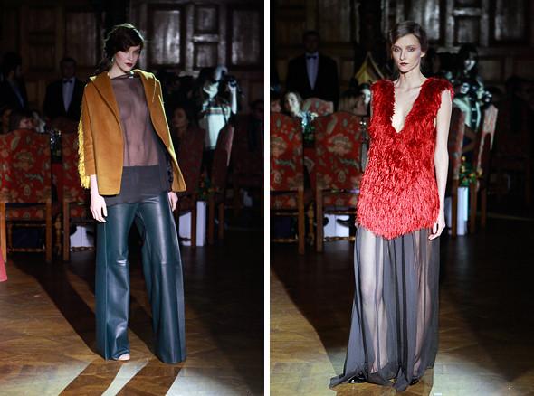 Изображение 6. Vardoui Nazarian FW 2011: прозрачные юбки и пушистые майки.. Изображение № 6.