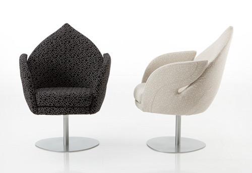 Кресло в стиле фанк от Bruhl. Изображение № 4.