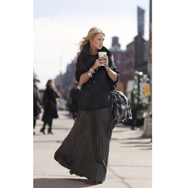 Изображение 183. На полях: 10 тенденций уличного стиля с прошедших недель моды.. Изображение № 183.